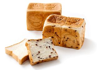 あずきの食パン